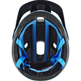 Cube CMPT Helmet Youth green triangle